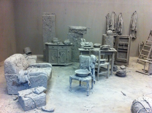Putrification Room. Chen Zhen.