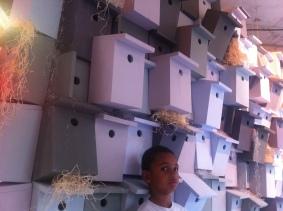 Favelas. Pascale Marthine Tayou.