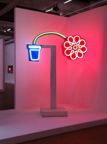 Le pot de fleur 1964