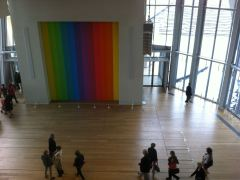 Auditorium. Ellsworth Kelly