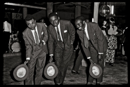 Night in Kinshasa, 1951-1975, Depara