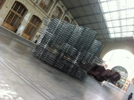 Ai Wei Wei – Stacked